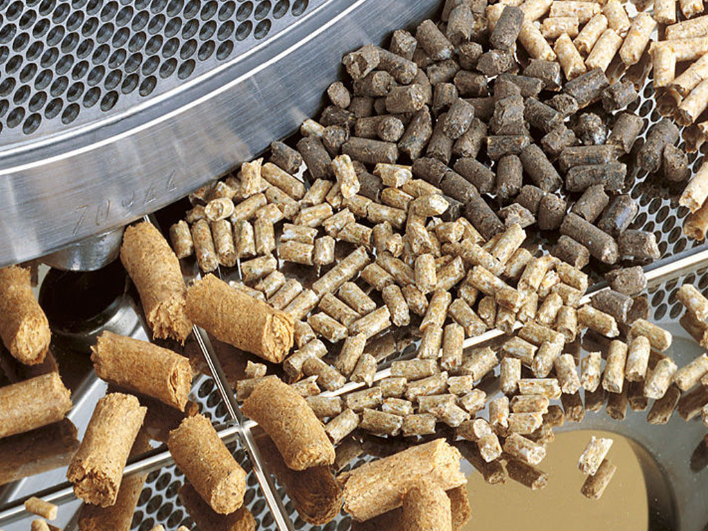 Global Harvest Pelleting