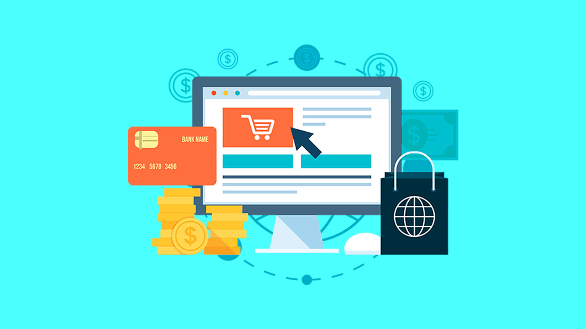 Six Fundamentals For Ecommerce Websites