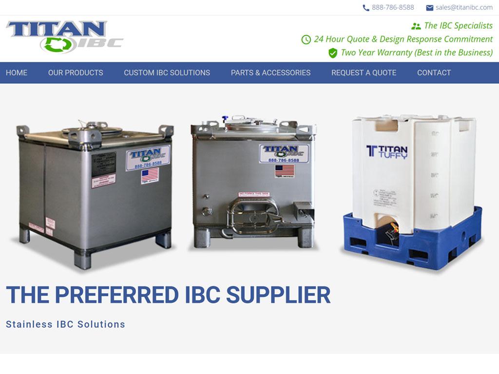 Titan IBC